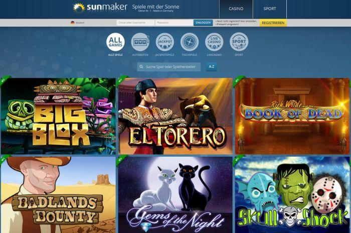 sunmaker-casino-vorschau