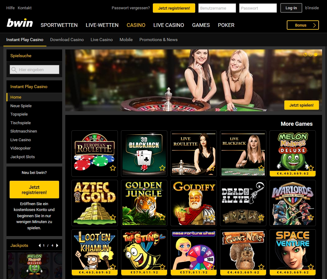 bwin casino name ändern