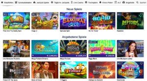 CasinoEuro Spiele