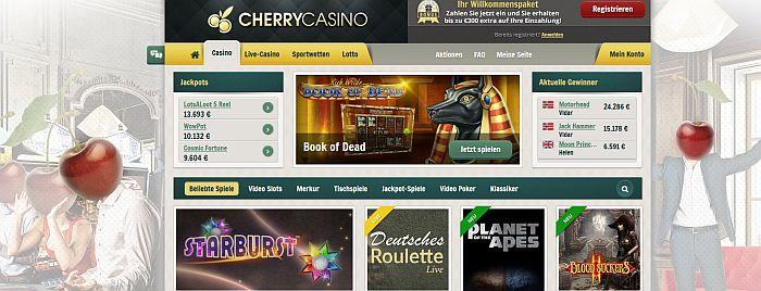 Cherry Casino Slots