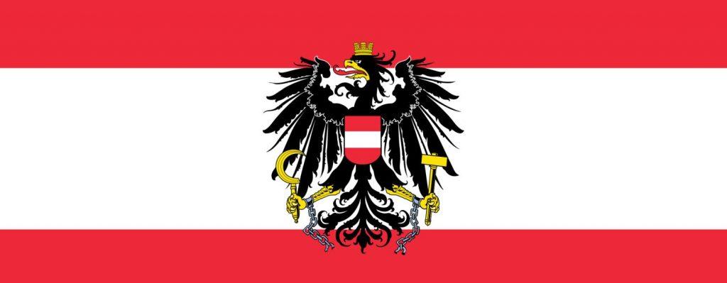 Flagge Österreich