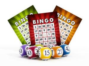 Bingo Karten mit Nummern