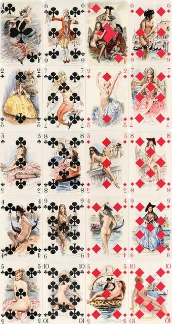 Altes Dt Kartenspiel