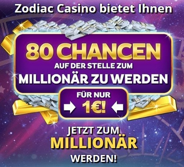 zodiac bonus