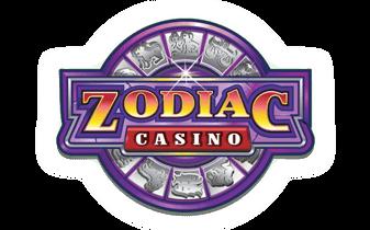 >Zodiac Casino Logo