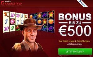 Super Gaminator Bonus