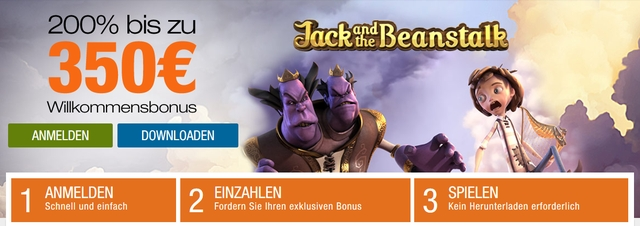 Winner Casino Angebot