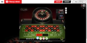 Roulette Vegas Hero