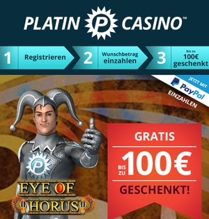 Platin Casino Mobil