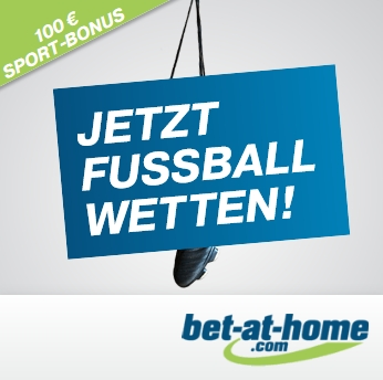 Bet at Home Angebot
