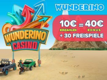 Wunderino Bonus