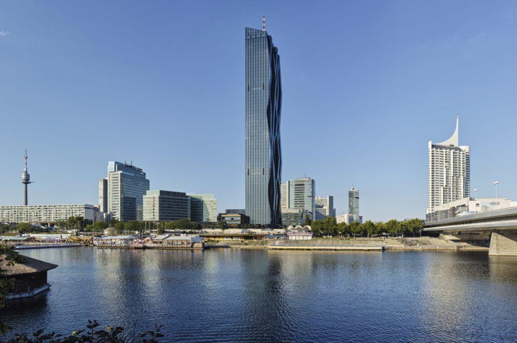 DC Towers Wien