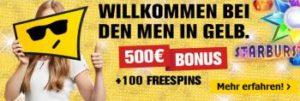 Interwetten Casino Bonus 2019