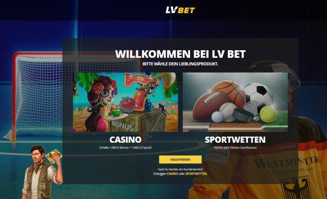 LVBet Casino Vorschau