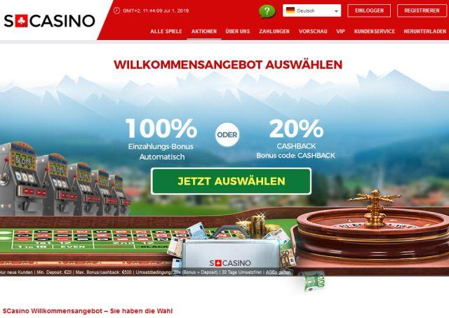Swiss Casino 2019