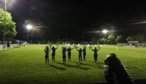 Fussballplatz des Sport Verein Guntramsdorf