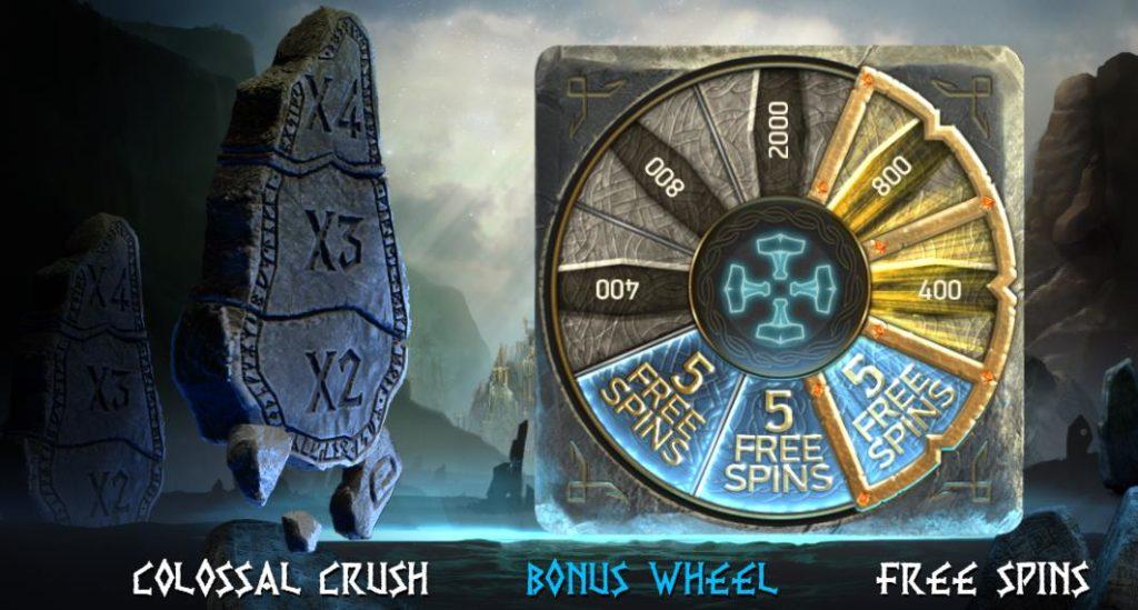 Asgardian Stones 2020