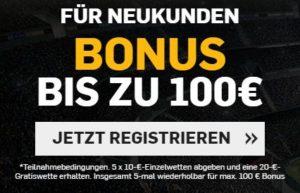 Betfair Sportwetten Bonus 2020