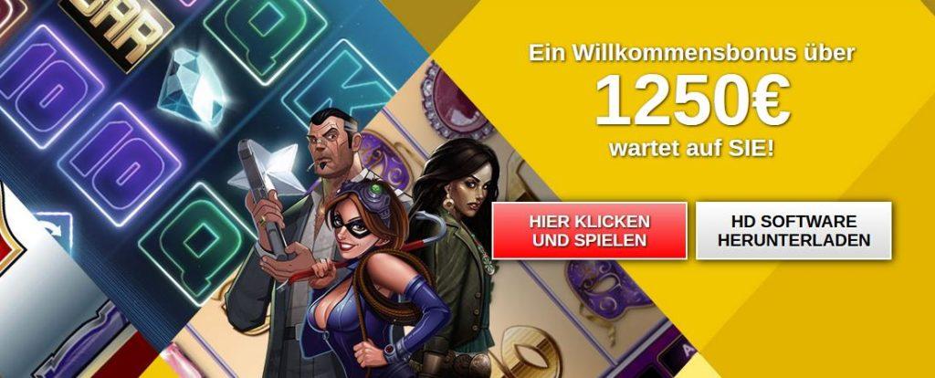 Casino Action Bonus 2020
