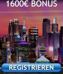 Jackpotcity Bonus 2020