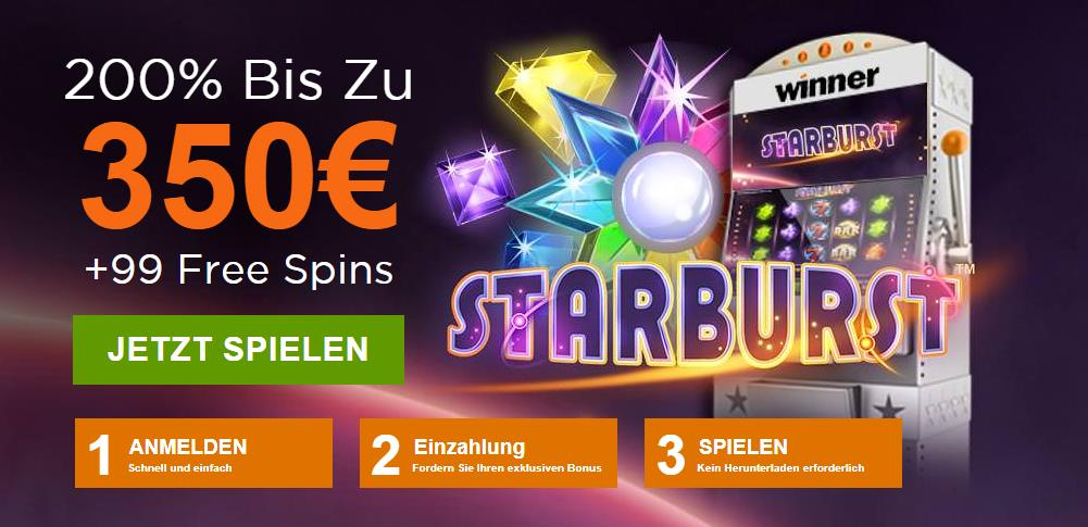 Winner Casino Bonus 2020