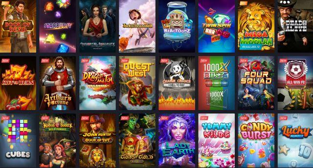 Twin Casino Spielangebot