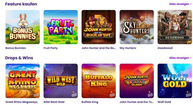 Wildz Casino Spielvorschau