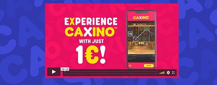 Caxino Spiele jetzt ab 1€ testen
