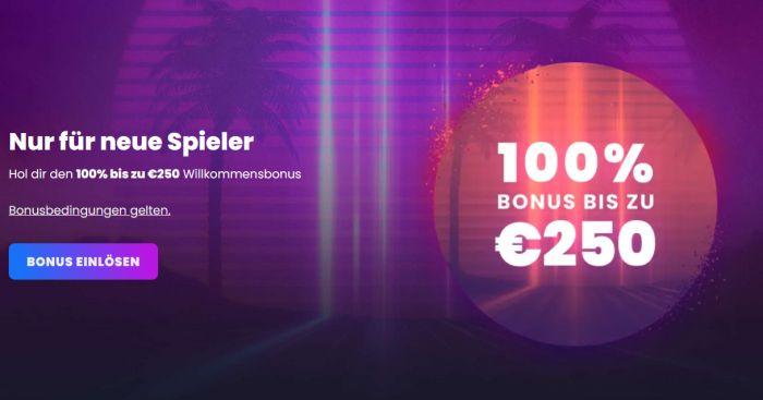 Winny Casino Bonus 2021